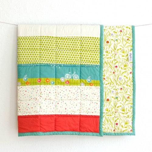 "Babyquilt ""Picknick"" by FRIEKE handmade (frieke.me)"