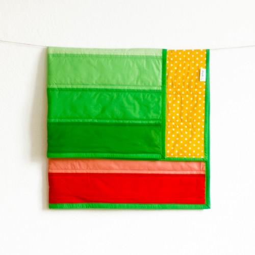 """Babyquilt """"Strawbaby"""" by FRIEKE handmade (frieke.me)"""