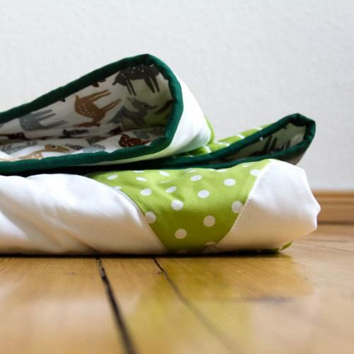 "Babyquilt ""Wald"" by FRIEKE handmade (frieke.me)"